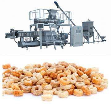 Hot Sale Automatic Industrial Small Corn Flakes Making Machine Price
