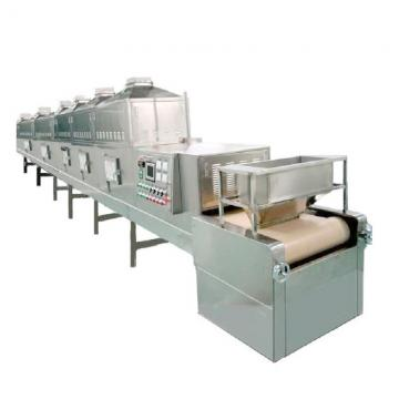 Large Long Industrial Stainless Steel Conveyor Drying Continuous Tunnel Oven Factory