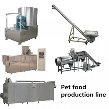 Pet Food Fish Food Processing Line with Extruder to Produce Floating Fish Feed