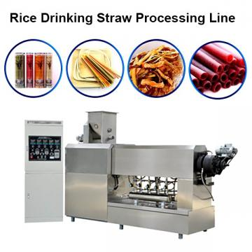 Disposable Drinking Straws Processing Line