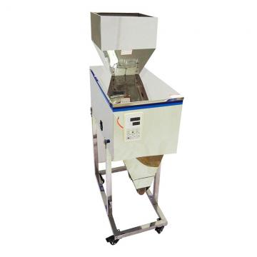 Automatic Weigh-Fill Powder Filling Machine for Plastic Bottle