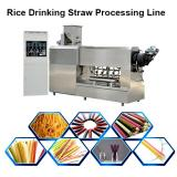 Biodegradable Degradable Drinking Straw No Plastic Straws Processing Line